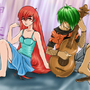 Private Jam Session by KanbiArt