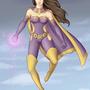 Violet Mistress by CatieCreates