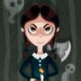 Wednesday Addams by AhNinniah