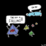 The Sky Is Falling! by Haris