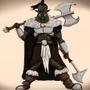 Ork Warrior by AXISunSoar