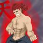 Akuma (Street Fighter) by Callathen