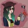 Sea Critters In The Rum! by JJDupre