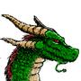 Dragon by krimmson