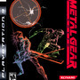 Metal Gear Solid Game Cover by SteveFeane