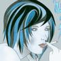Cigarette Girl #14