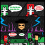 Castle Crasher Comic#1:To Late by redsundark
