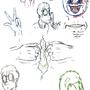 Doodles&Warm Ups