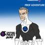 Professor Adventure by spitfirepirate