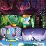 Rayman Backgrounds by TheShadling