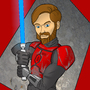 Obi wan rocking the red