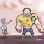 Intergalactic Science Fair by Hornybeeee