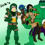St. Patrick's Day by Ele-Bros