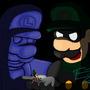 Luigi's Worst Nightmare by Ele-Bros
