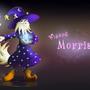 Wizard Morrison by fxscreamer