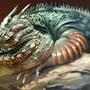Scaled Beast by YakovlevArt