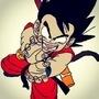 Kid Goku by TrixyChestnut