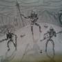 Necron Doomsday by Daratrix