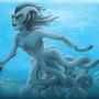 A Secret in the Ocean by Dwarfbluefart