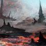 The Ashlands by YakovlevArt