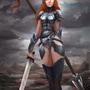 Fantasy Warrior