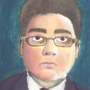 Oily Self Portrait