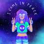 I Come In Peace by Jessapocolypse