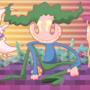 Magic Mushroom by Gerkinman