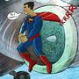 Unlucky Superman by Rennis5