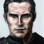 Bruce Wayne - The Dark knight by rosend