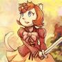 Swordsgirl by rosend