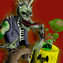 Toxic Metalhead by UltimatePoke