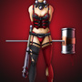 DC Girls - Harley Quinn