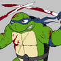 TMNT - MS Paint by SamGreen