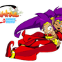 Shantae by allcreator