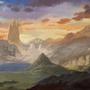 Sunny Landscape by BlueMode
