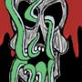 skull tenticles by HANK10003