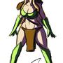 Elf Sketch by Twisted4000