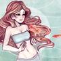 Mermaid by Cyarin