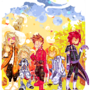 Pixel art- Tales of symphonia by cheapcookie