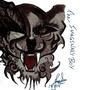 Demon wolf by tatsumaru7