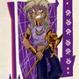 Master of evilness by Capnmeli