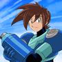 Mega Man Legen by SnowBacon