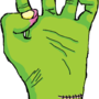 ZombieHand by SinisterAnimation