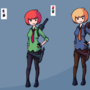 character colour schemes 3 by TheUnseriousguy