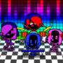 Pxl's Band by Chrispriter
