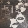 The Chocolate Chalk Opera by andymarkantonatos
