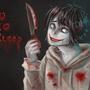 Jeff The Killer by lilHeart
