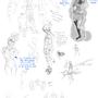 Random 2012 & 2013 sketches. by Hitorio