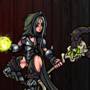 Dark Caster - Sample Sprite